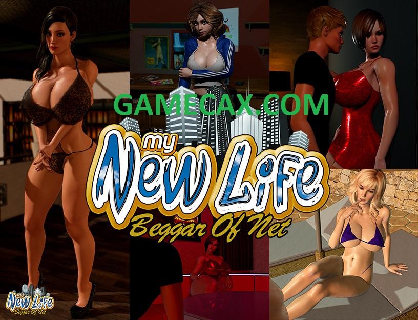 My New Life V00020 Alpha Test  Game Cax-8234