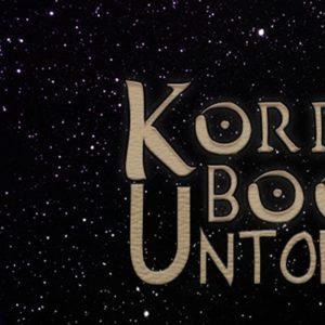 Book 5: Untold Legend of Korra