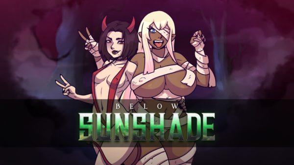 Below Sunshade