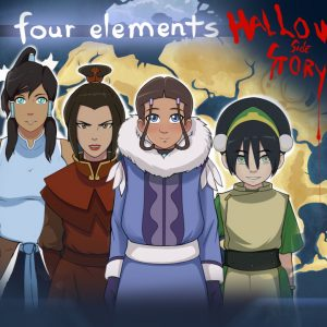 four elements trainer spookytimes