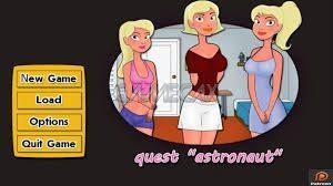 Quest Astronaut