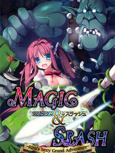 Magic & Slash -Riru's Sexy Grand Adventure