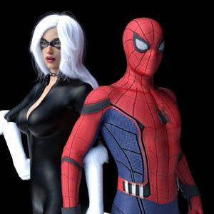 Earths Sexiest Heroes