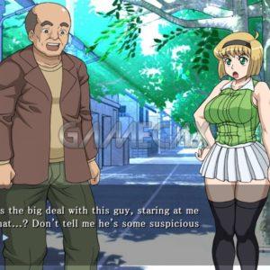 Violated Miki-Chan and the Perverted Ojisan