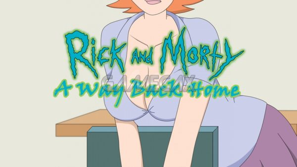 Rick And Morty - A Way Back Home