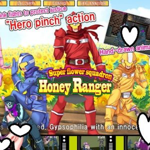 Super Flower Squadron Honey Ranger