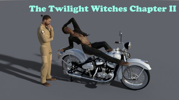 The Twilight Witches
