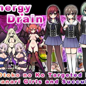 Energy Drain ~Otoko no Ko Targeted By Futanari Girls and Succubi~