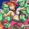 Witch Zoe - Hentai Shuffle