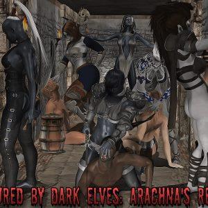 Captured by Dark Elves: Arachna's Return