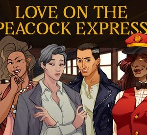 Love On The Peacock Express