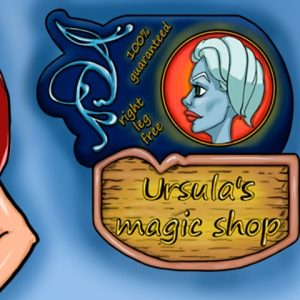 Ursula's Magic Shop