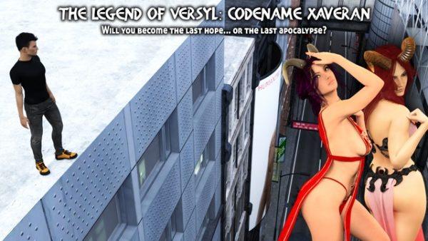 The Legend of Versyl: Codename Xaveran
