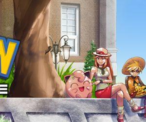 Pokémon Academy Life