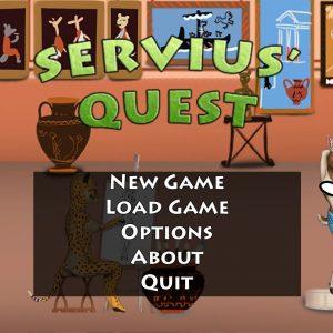 Servius Quest WIP