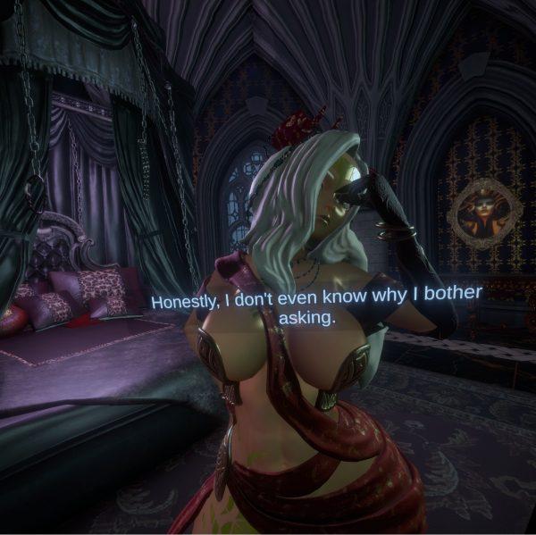 Dominatrix Simulator: Threshold