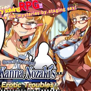 Kanna Nozaki's Erotic Troubles ~Case Closed with sex!~