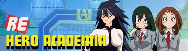 RE: Hero Academia