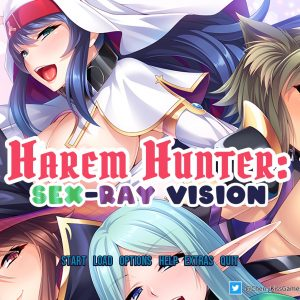 Harem Hunter: Sex-ray Vision
