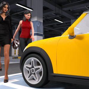 Fashion Business Fan Game