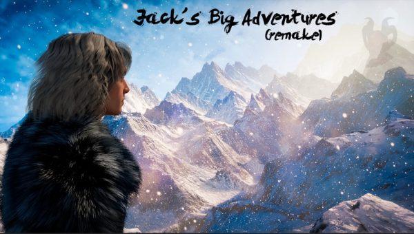 Jack's Big Adventures: Remake
