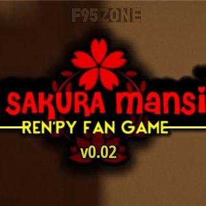Red Sakura Mansion Fan Game