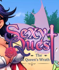 Sexy Quest: The Dark Queen's Wrath