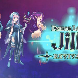 Demon Lord Jill -REVIVAL